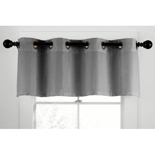 """Veratex, Inc. Gotham Ramie Grommet Tailored 50"""" Curtain Valance"""