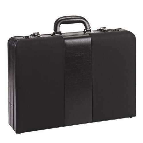 Solo Cases Classic Laptop Attache Case