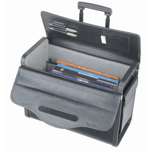 Solo Cases Classic Look Leather Catalog Case