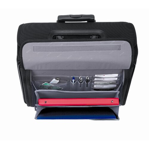 Solo Cases Classic Ballistic Laptop Catalog Case