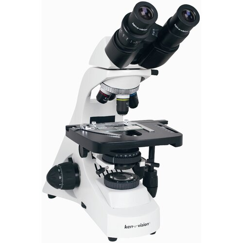 Research Scope with Binocular Head and Achromatic Objectives