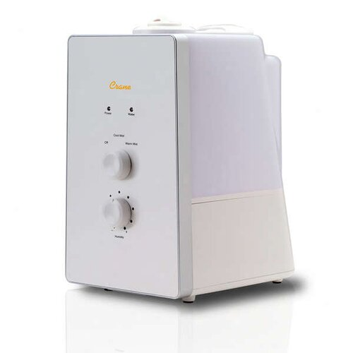 Crane USA Germ Defense Warm & Cool Anti-Microbial Humidifier