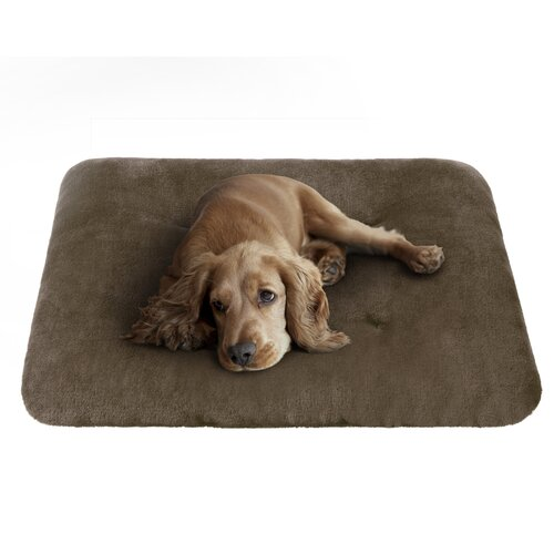 Tufted Crate Dog Mat
