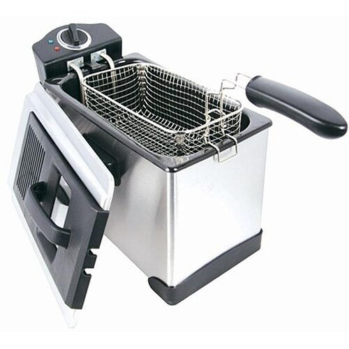 E-Ware 3.5 Liter Electric Deep Fryer