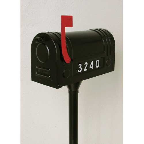 Ecco Mounting Kit and Pole for Curbside Mailbox