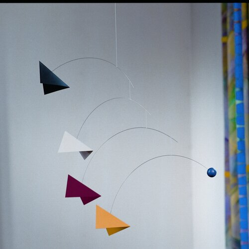 Flensted Mobiles Abstract Small Mirage Mobile