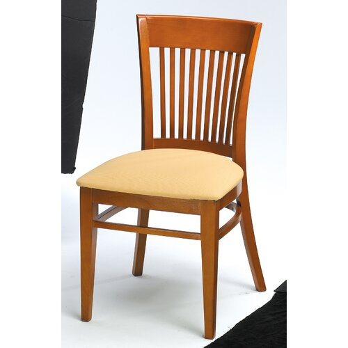 Grand Rapids Chair Melissa Slat Back Wood Dining Chair