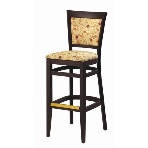 Grand Rapids Chair Melissa Wood Bar Stool