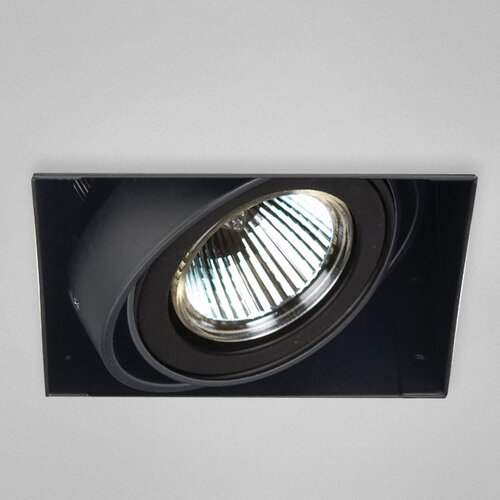 1 Light Recessed Trim
