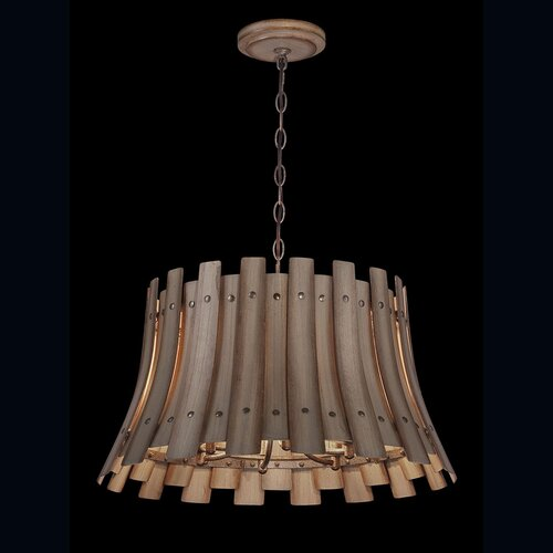 Panello 6 Light Pendant