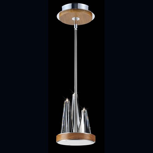 Skyline 3 Light Pendant