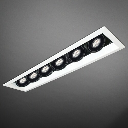 Eurofase 6 Light Multiple Recessed Kit