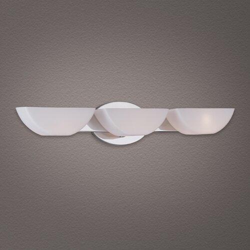 Eurofase Moonstone 3 Light Vanity Light