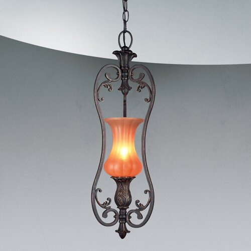 Eurofase Richtree 1 Light Hanging Lantern