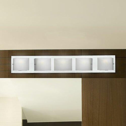 Eurofase Talo 5 Light Vanity Light