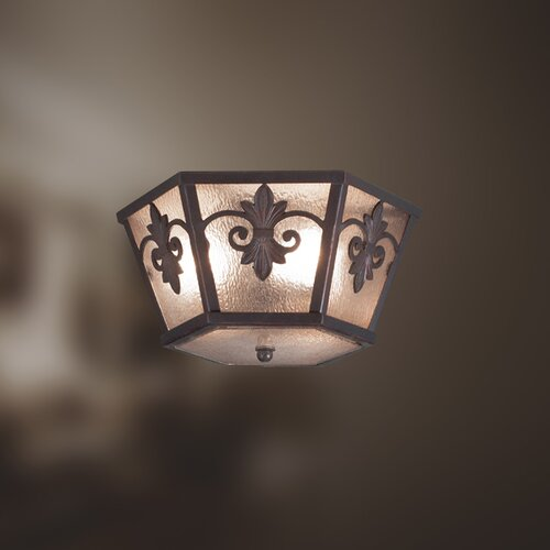 Eurofase Lonsdale 3 Light Flush Mount