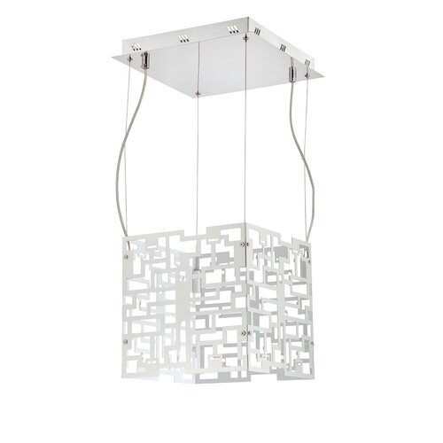 Eurofase Metrix 24 Light Foyer Pendant