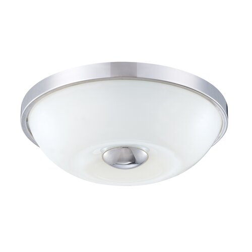 Motion 1 Light Flush Mount