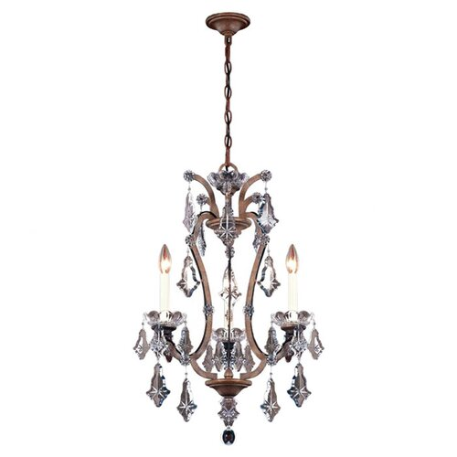 Colette 3 Light Chandelier