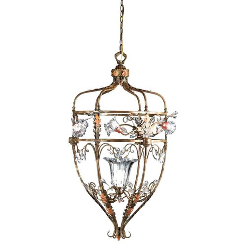 Calista 6 Light Foyer Pendant