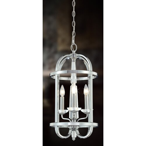 Eurofase Senze 3 Light Foyer Pendant