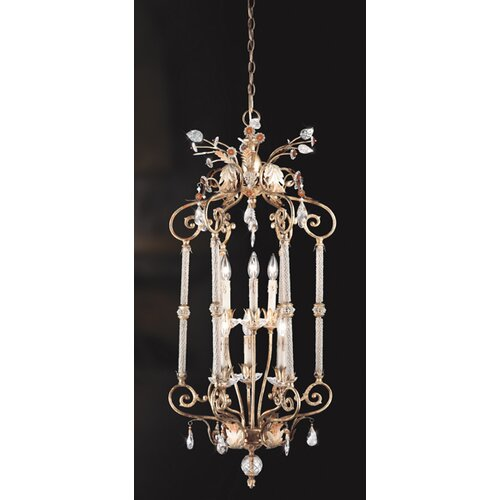 Dahila 6 Light Foyer Pendant