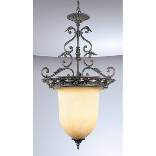 Eurofase Elderon 3 Light Foyer Pendant