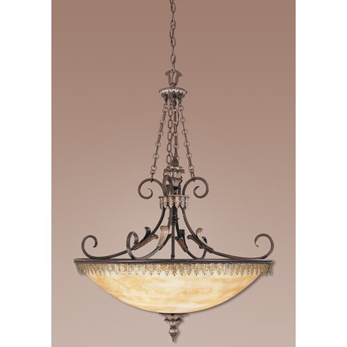 Eurofase Charington 4 Light Inverted Pendant