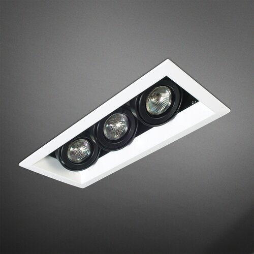 Eurofase 3 Light Multiple Recessed Kit