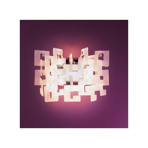 Eurofase Numero 1 Light Wall Sconce