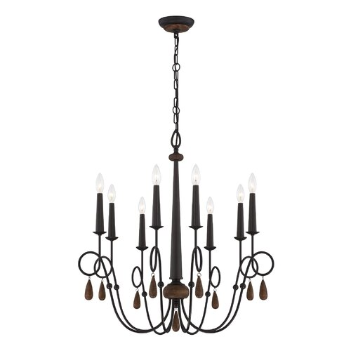 Corso 8 Light Chandelier