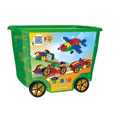 600 Piece Rollerbox