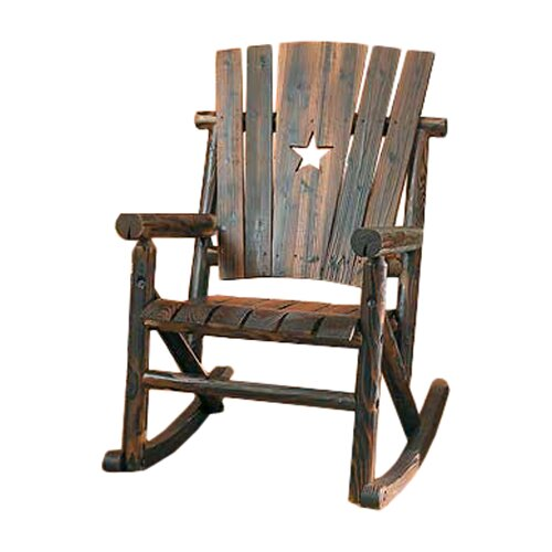 United General Supply CO., INC Rocking Chair