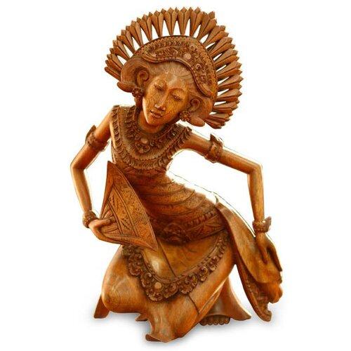 Janger Dancer Figurine