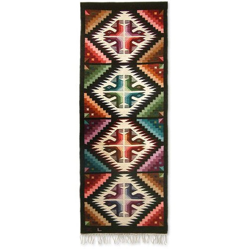 Cross of Fish Rug