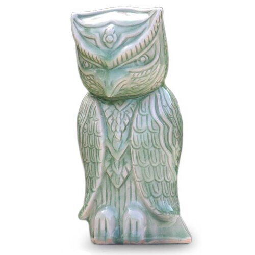 The Owl Figurine