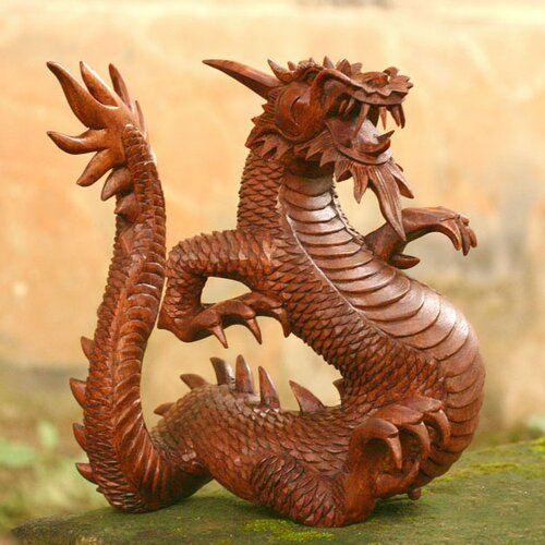 'Legendary Dragon' Figurine