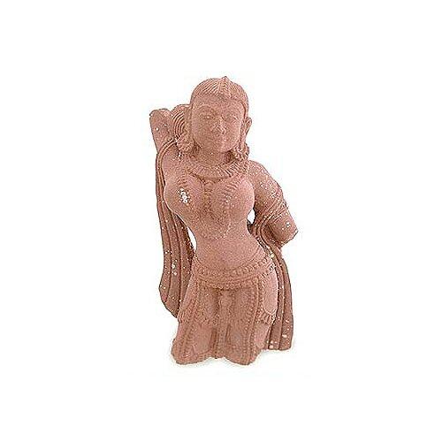 Novica 'Apsara Nymph' Figurine