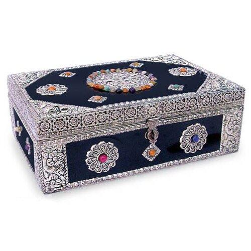 Antique Sophistication Jewelry Box