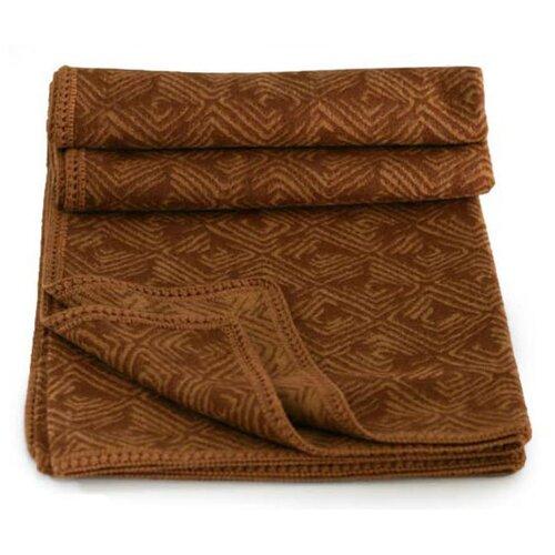 Earth Echo Wool / Acrylic Throw Blanket