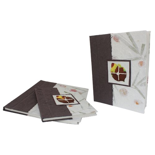 Novica Nikom Artisan Following Autumn Saa Paper Notebooks