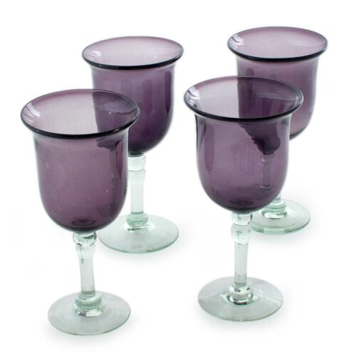 The Javier and Efren Goblet (Set of 4)