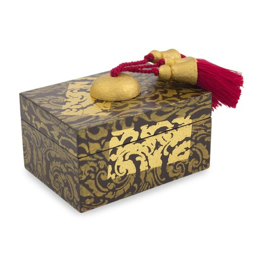 The Prasert Kunaphol Jewelry Box