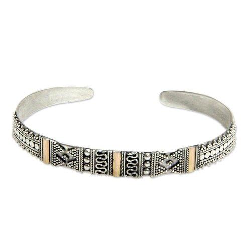 The Komang Wijayana Cuff Bracelet