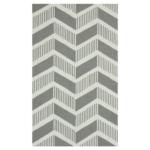 Trellis Grey Shelly Rug