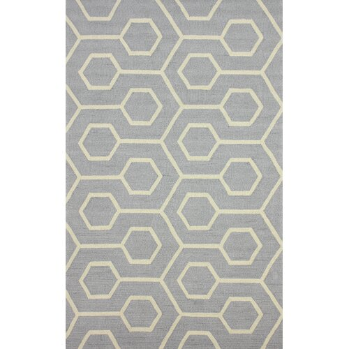 Air Libre Grey Charles Indoor/Outdoor Rug