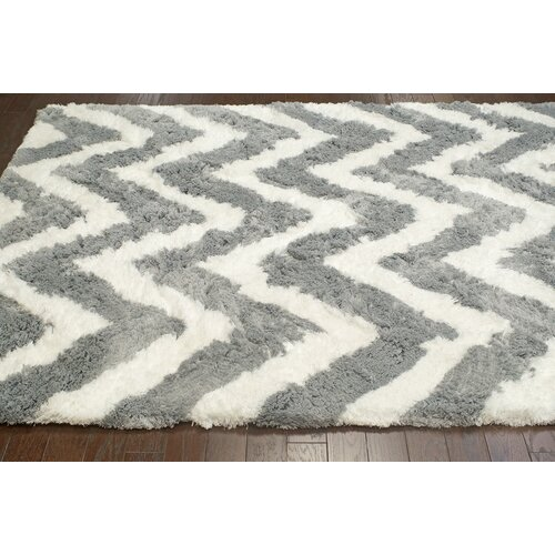cloud gray white area rug wayfair