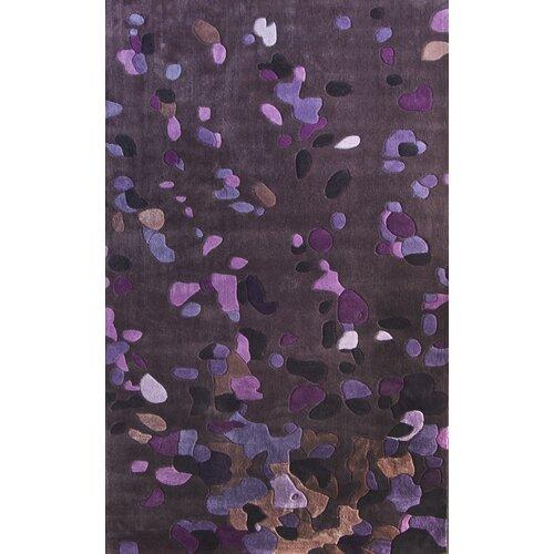 Cine Drops Purple Rug