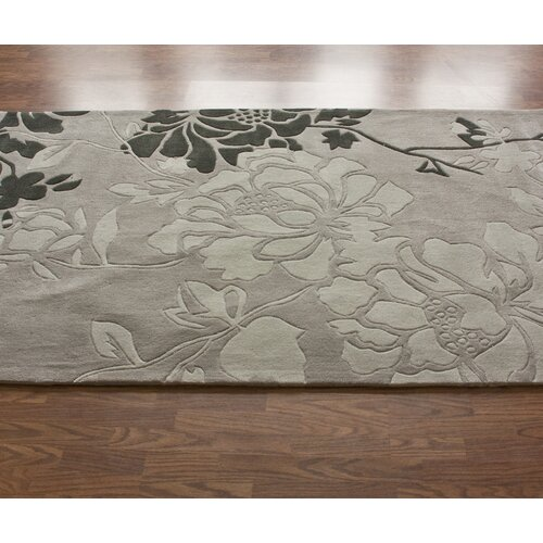 nuLOOM Cine Bliss Gray Rug