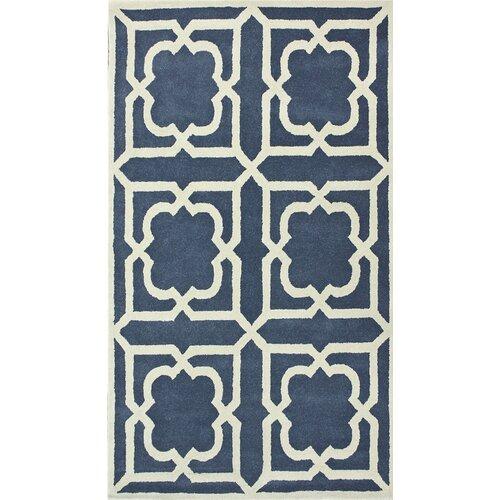 Marbella Panel Slate Rug